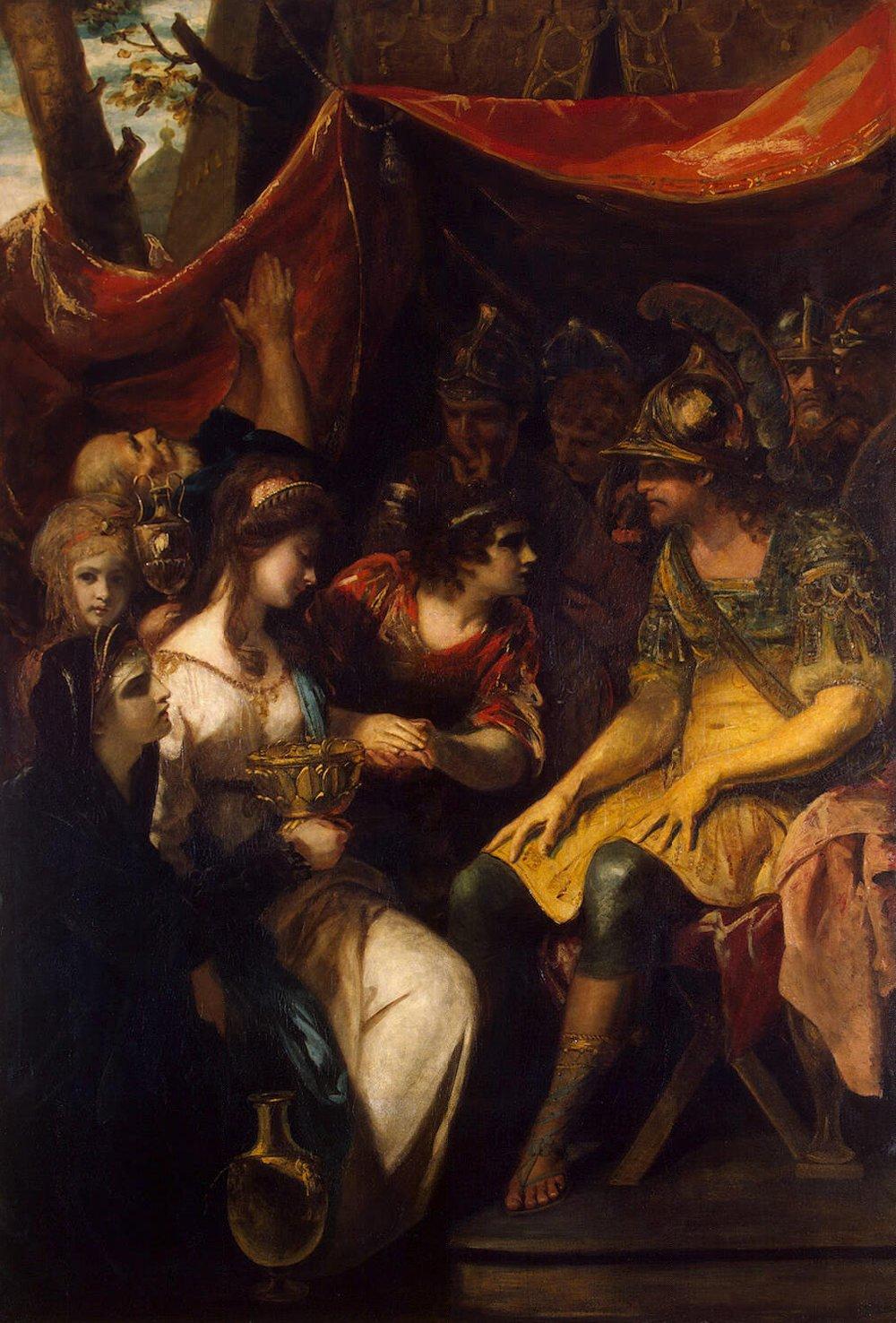 Joshua Reynolds scipio