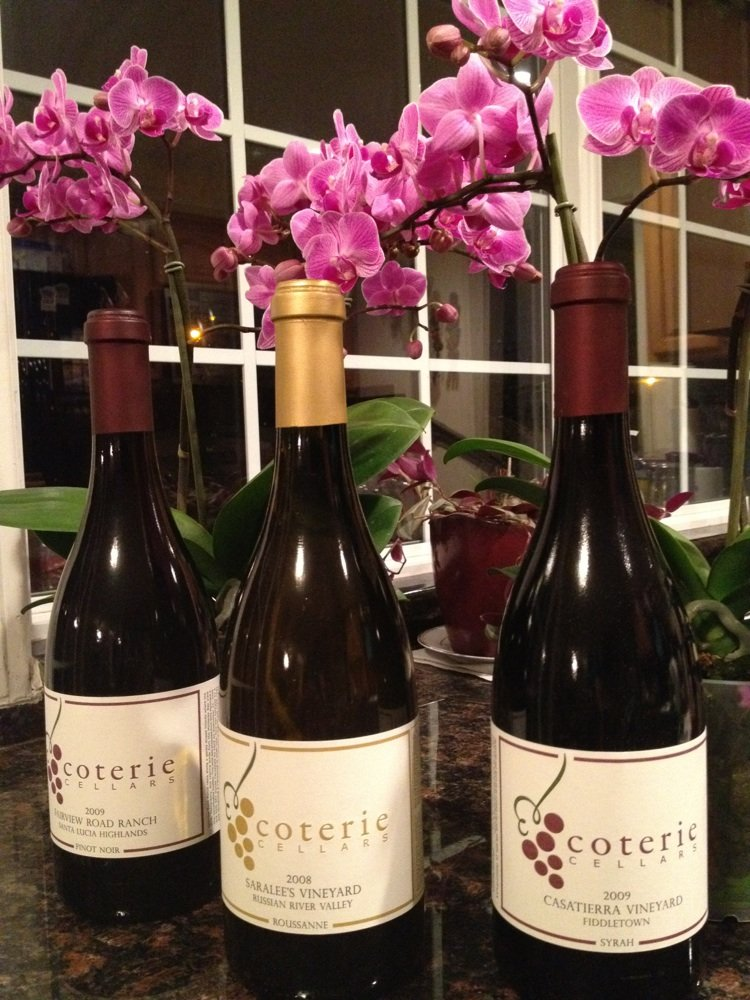 UPDATE Coterie Cellars is technically not in Downtown San Jose but Shasta/Hanchett Park (The Alameda). Thanks to Alex Shoor for sending in the correction. & The San Jose Blog: Coterie Cellars Winery Coming to the Downtown San ...