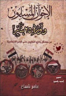 حمل كتاب الإخوان المسلمون وثورة 25 يناير - عامر شماخ