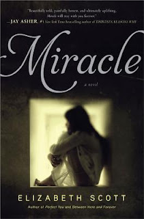 """Waiting On"" Wednesday – #2: Miracle by Elizabeth Scott"