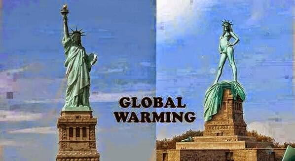 Humor A Future Look At What Global Warming Could Cause