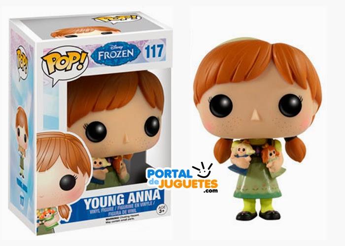 figura anna niña frozen funko