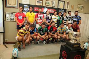 La UAR presentó el ICBC Nacional de Clubes 2015