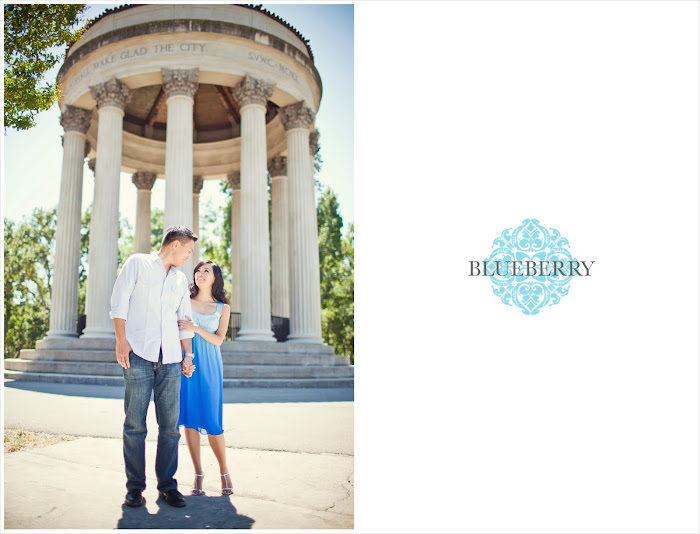Sunol Bay Area pillars engagement greek photography Session
