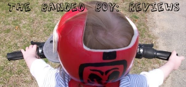 The Banded Boy: Reviews