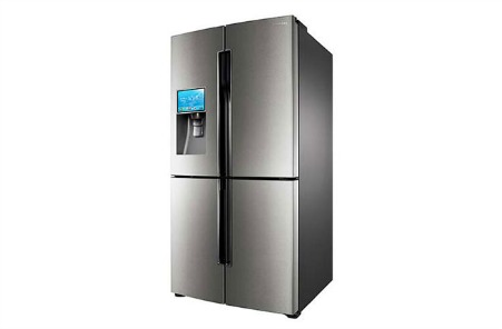 Samsung T9000 Android based Refrigerator