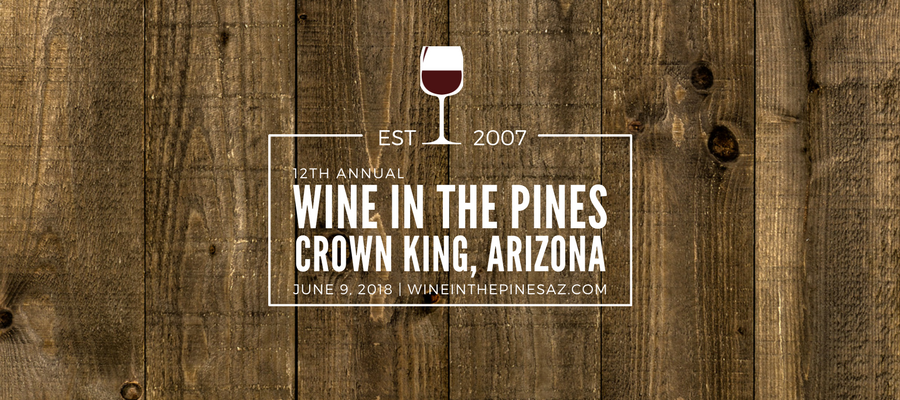 Wine in the Pines - Crown King