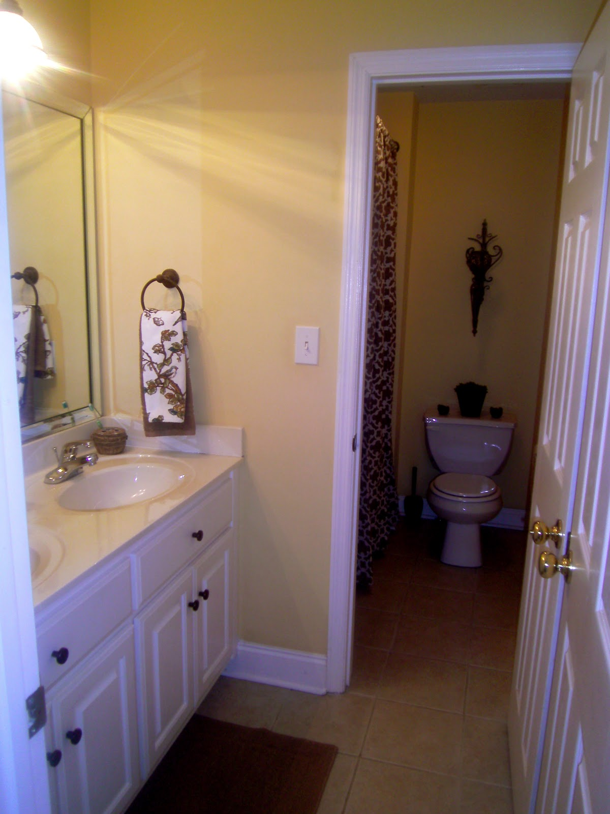 From House To Home Traditional Jack And Jill Bathroom Boys And Girls Share