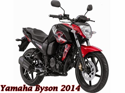 Harga Motor Yamaha Byson Terbaru 2014