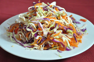 Recipe: Coleslaw for a crowd