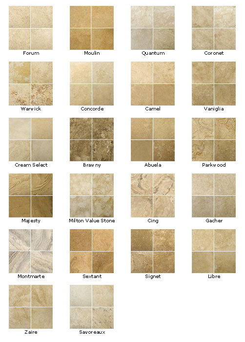 Travertine Marble Colors : The design house interior why choose travertine