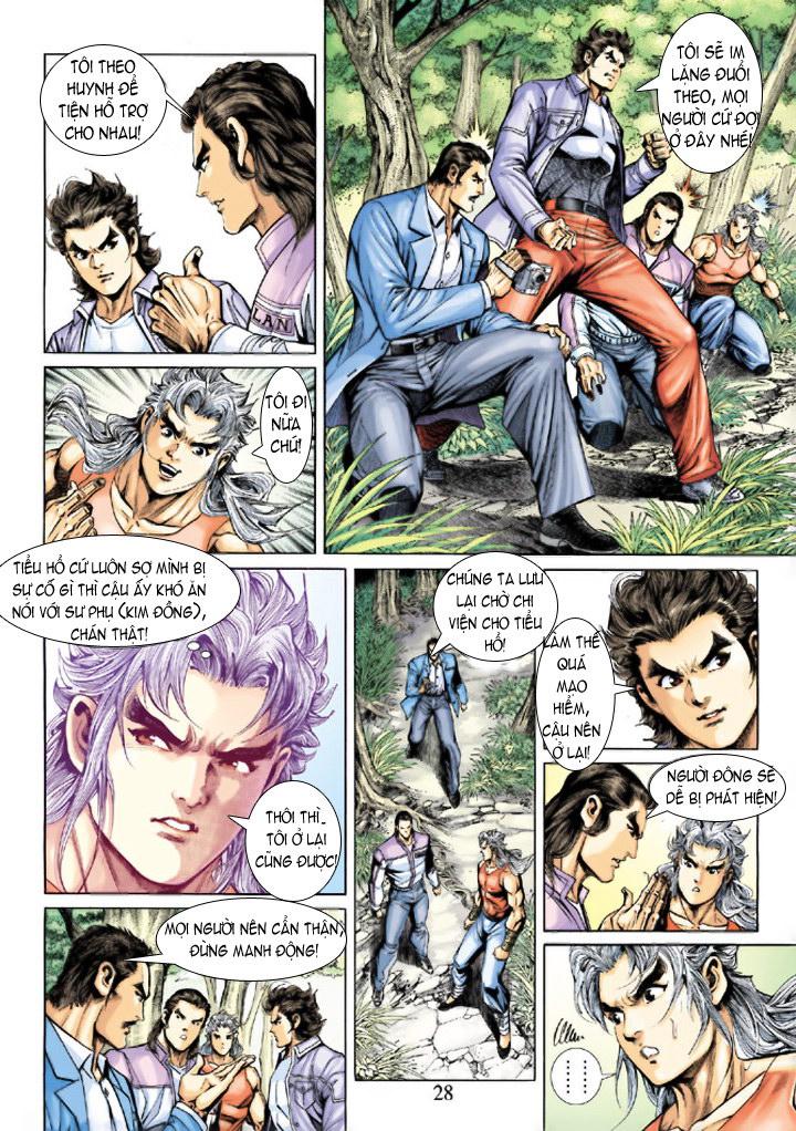 Tân Tác Long Hổ Môn chap 204 - Trang 26