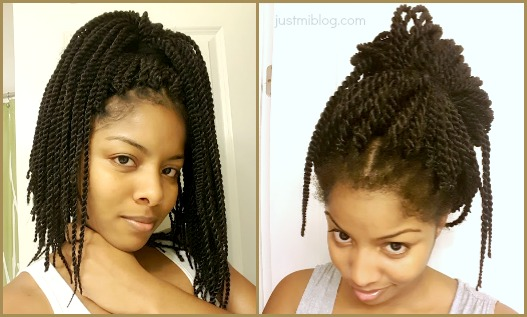 A Few Quick Tips For Crochet Braid Maintenance | Just Mi!