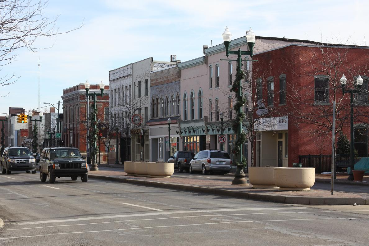 Michigan Exposures: Downtown Ypsilanti