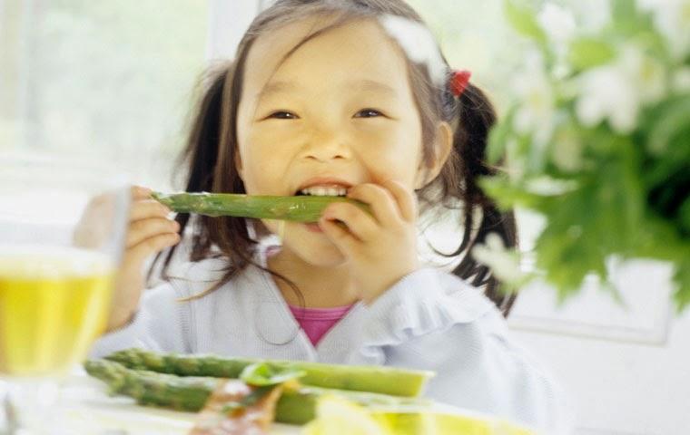 Cachorro pode comer aspargo?
