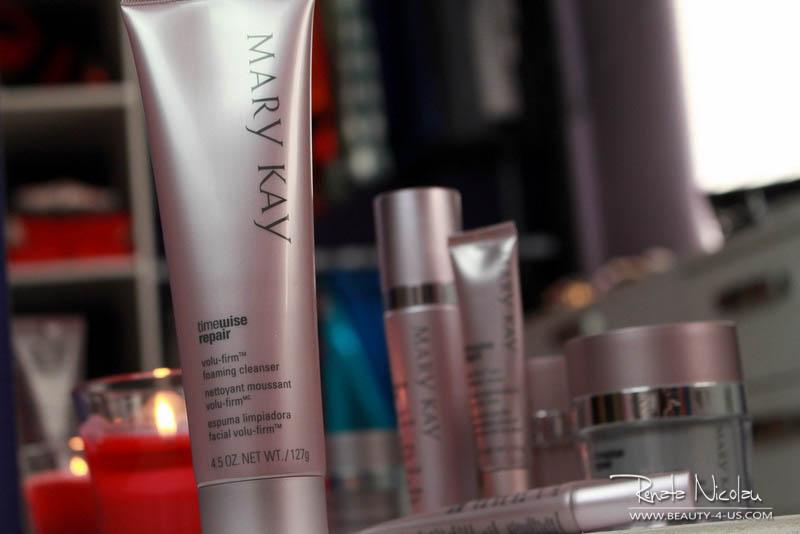 TimeWise Repair: a linha para peles maduras da Mary Kay
