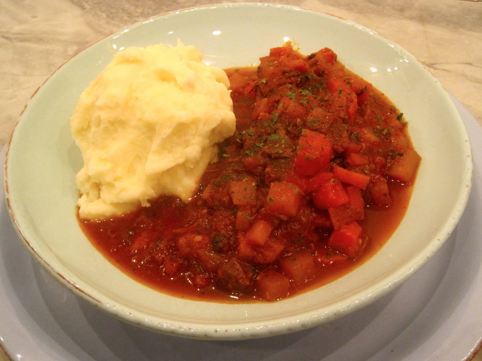 The Wooden Spoon Diaries: PW's Sunday Night Stew