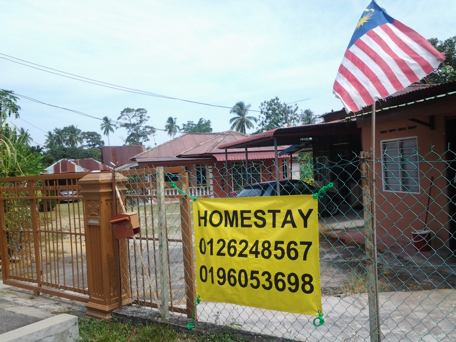 Rumah Rehat Ala Homestay Chalet Pengkalan Balak 3 Masjid Tanah Melaka