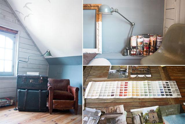 chambre style atelier industriel ma chambre aux douces couleurs - Chambre Style Atelier Industriel