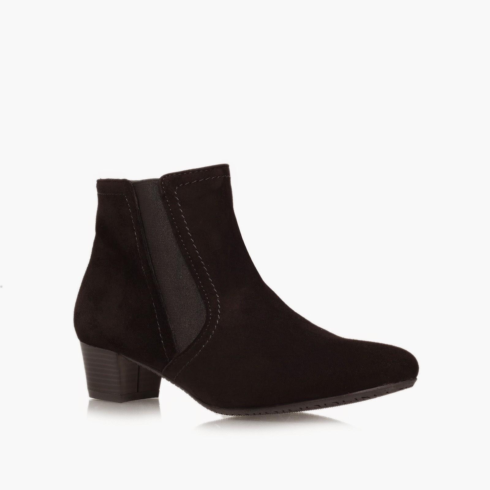 carvela black suede ankle boots