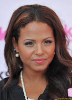 Christina Milian Give Back Hollywood Foundation's benefit for VH1 Save the Music Foundation