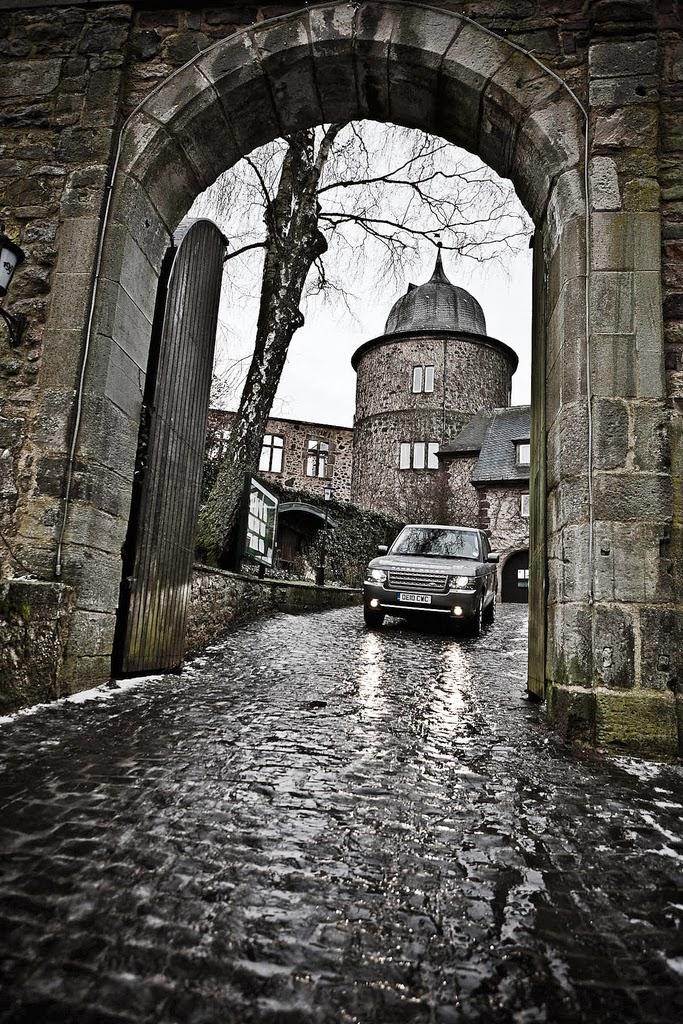 Castillo de Hofgesimar, Sababurg.