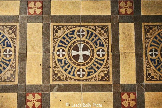 Floor Tiles Church Leeds