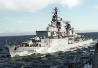 Type 101 Hamburg class destroyer