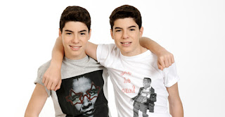 Hermanos y cantantes
