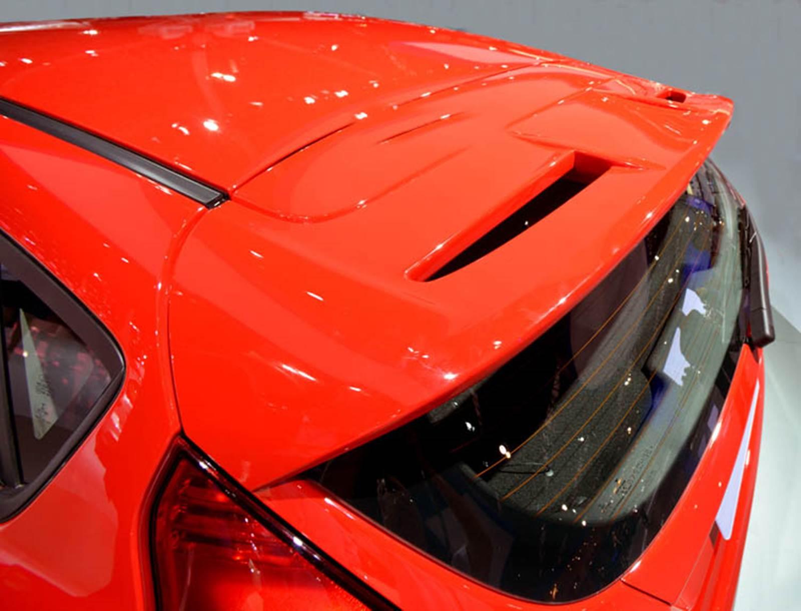 novo New Fiesta 2015 - Sport