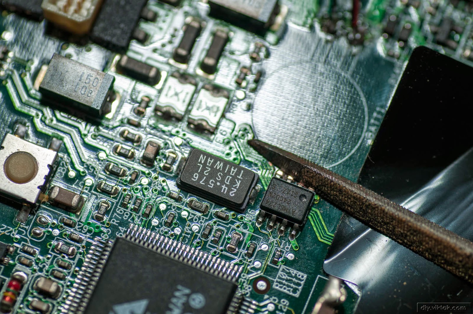 Viktor's DIY: How to Recover a Laptop After a Failed BIOS Update