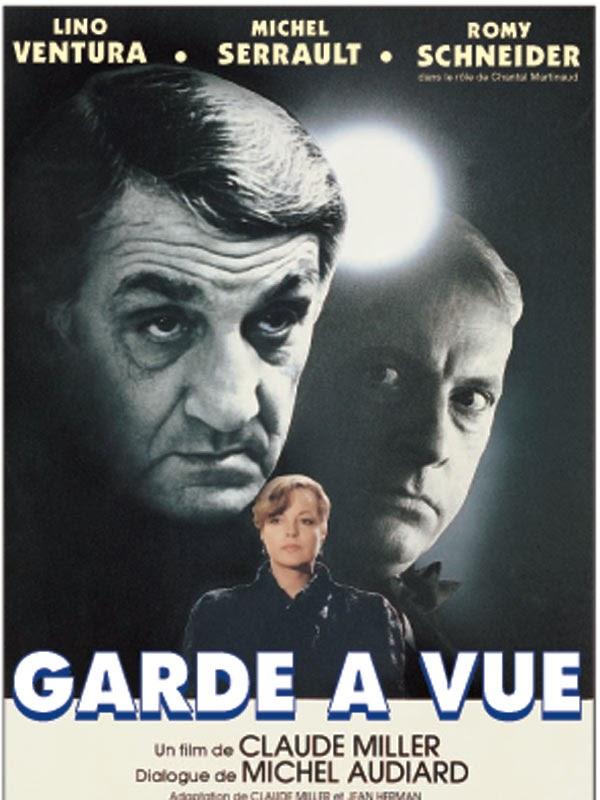 Affiche de Garde à vue, de Claude Miller (1981)