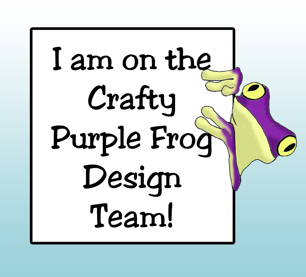 Crafty Purple Frog DT Member