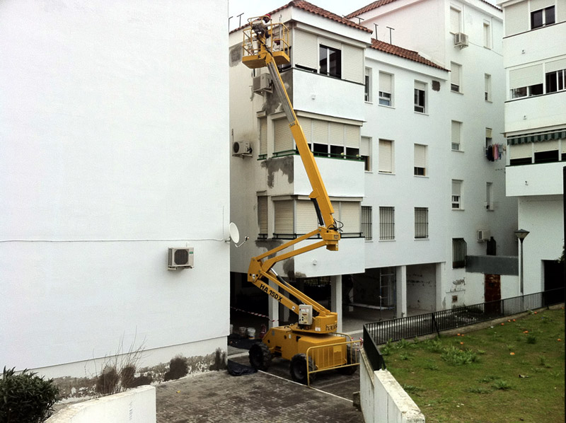 Construcción en altura Cima Rehabilitaciones