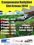 calendario rallyslot Slot Ermua 2014