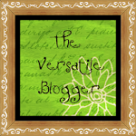 "1º y 2º Premios ""The  Versatile Blogger"""