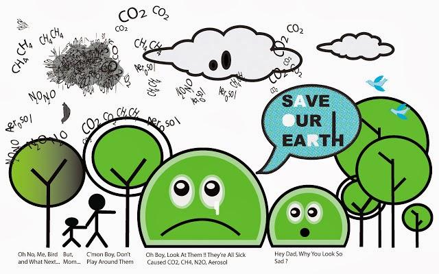 Selamatkan Bumi Mulai dari Diri Sendiri