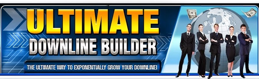 Ultimate Downline Builder.