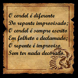Cordel X Repente
