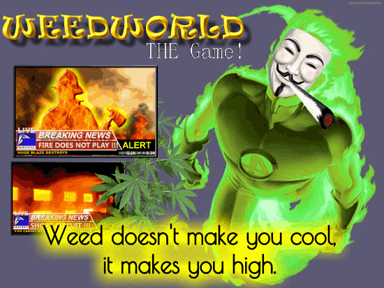 Download WeedWorld THE Game