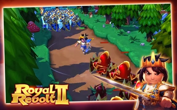 Build Superior Battles with Latest Free Royal Revolt 2: Android Users