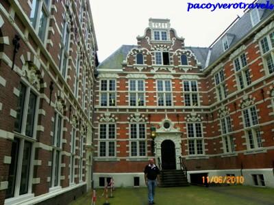 La liga Hanseatica en Ámsterdam
