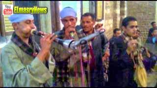 Drum patrimonio egiziano popolare d'arte municipale e oboe Vecchio