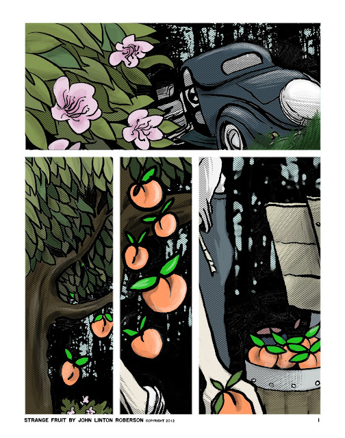 Strange Fruit by John L. Roberson 2013