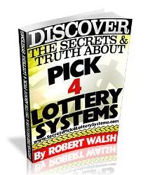 Discover the Secrets and Truth about Pick 4 Lottery Systems