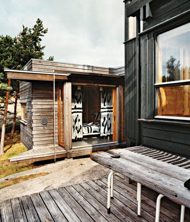 My Scandinavian Home A Norwegian Cabin By The Sea