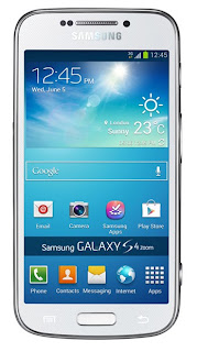 SAMSUNG GALAXY S4 ZOOM C101 Daftar Harga HP Samsung Android April 2014