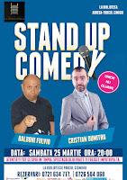 Stand-Up Comedy Sambata 25 martie Bucuresti