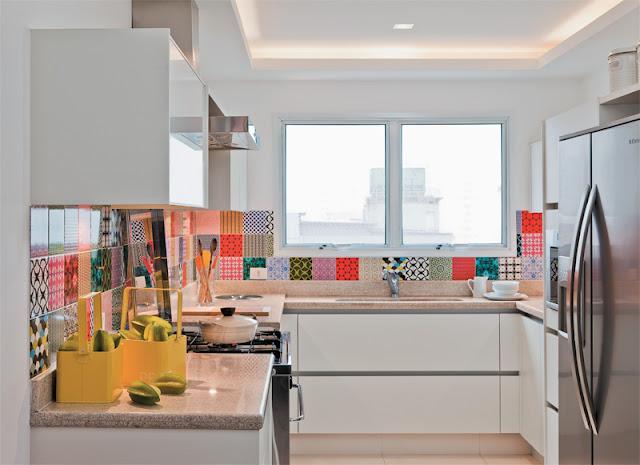 Azulejos para una cocina unica for Enchapes cocinas modernas