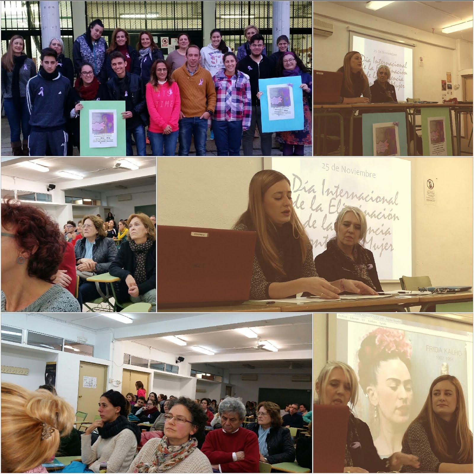 Presentazione a cura di Lucía Cabrera e Pilar López